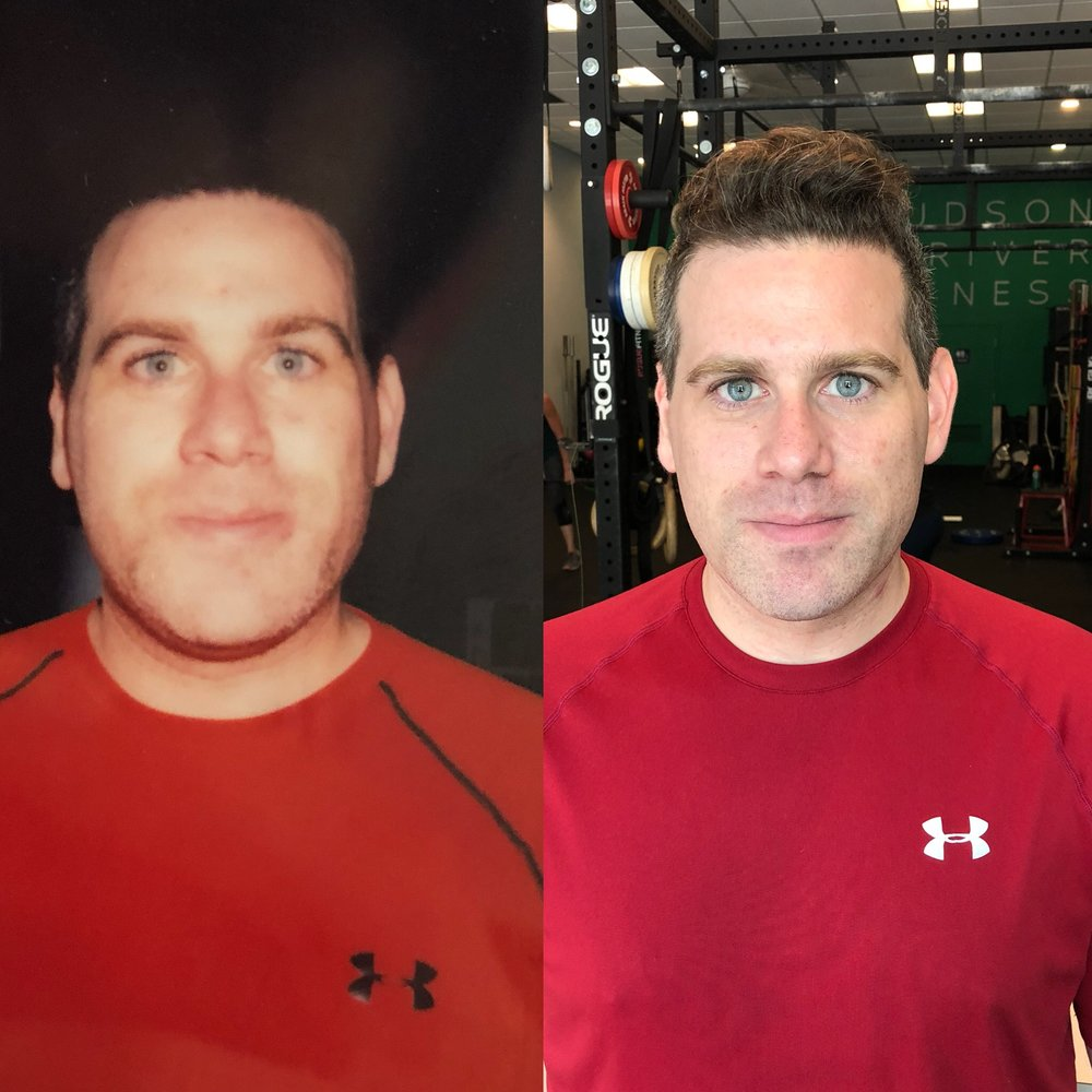 Ephraim lost over 35lbs of pure fat! He has more energy and experiences less sick days at work!