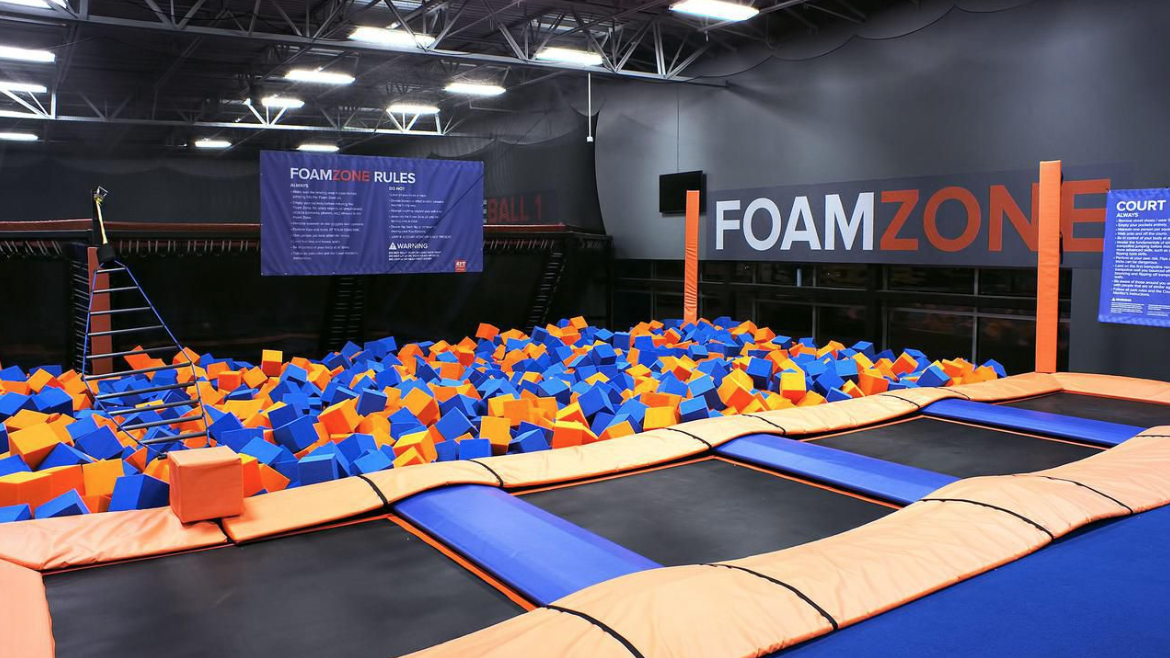 Image result for skyzone