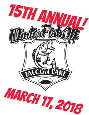 15th Annual Falcon Lake Winter Fish-Off