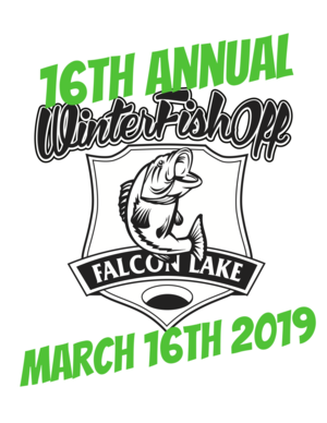16th Annual Falcon Lake Winter Fish-Off, March 16