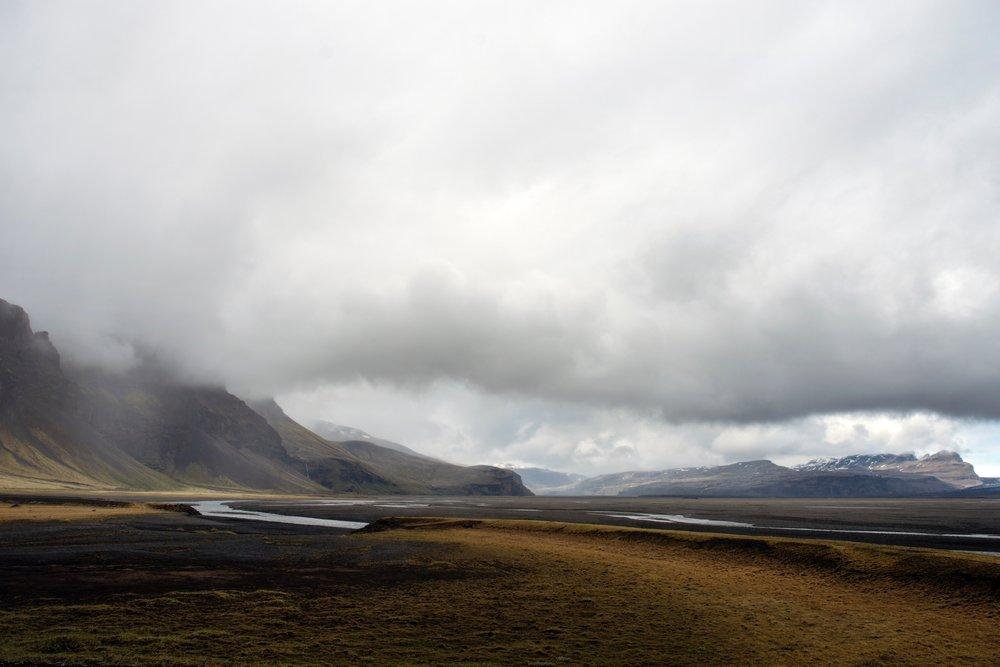 Iceland Landscape, 2016