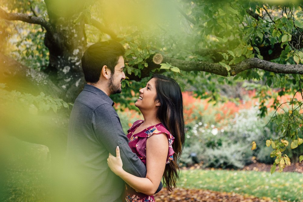 Erin & David  - Engagement: San Francisco Botanical Gardens, San Francisco CA