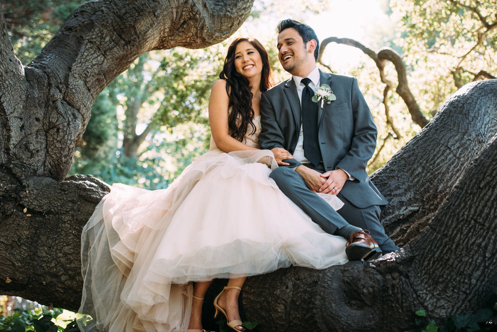 Erin & David  - Wedding: Piedmont Community Hall, Piedmont CA