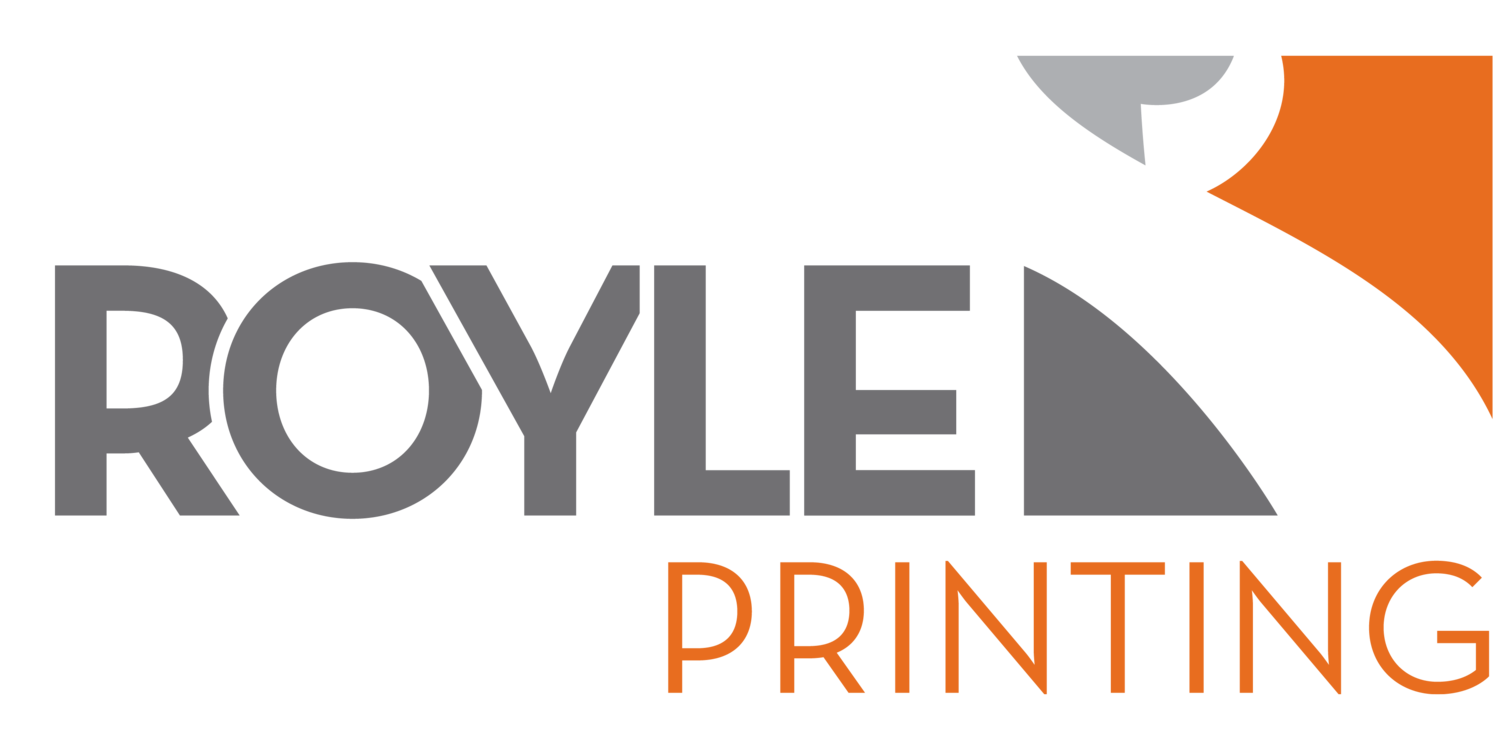 royle printing commercial printing print services