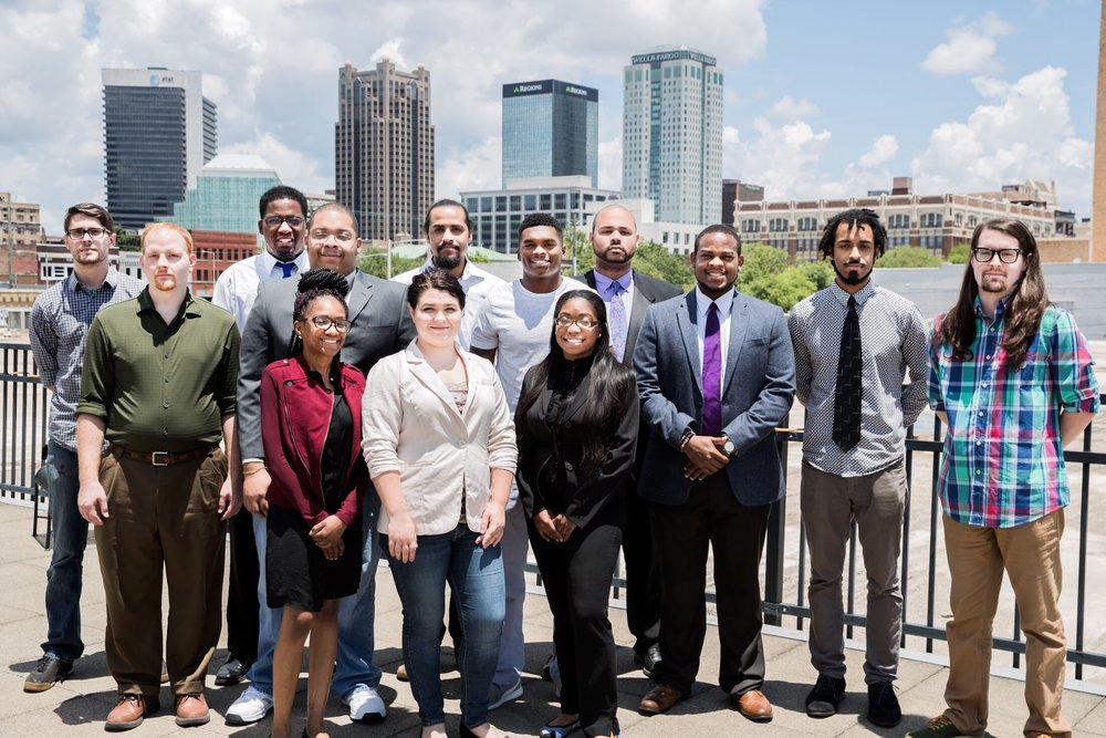 Meet the Students - Innovate Birmingham students have gone on to rewarding careers in thriving industries. Meet some of our recent and working graduates.