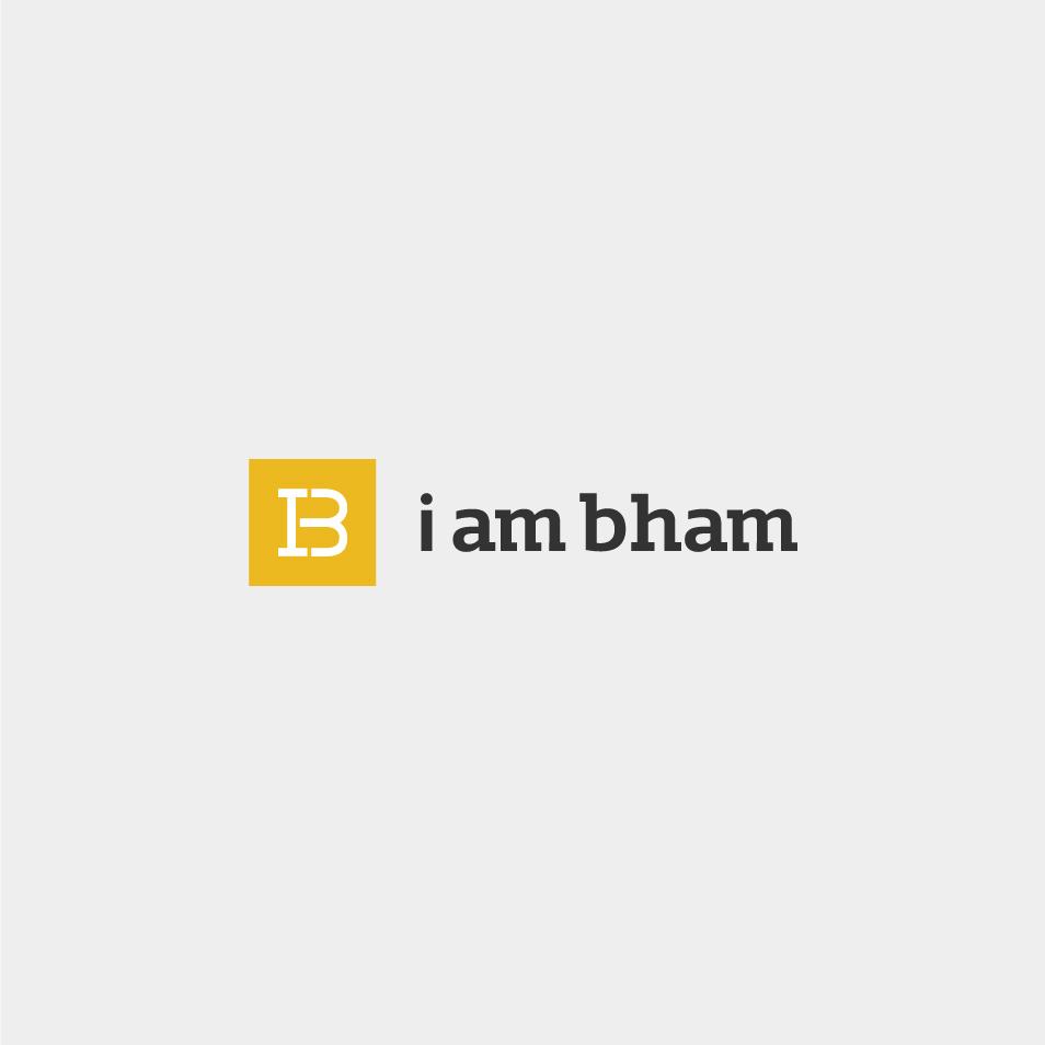 I am Bham Logo