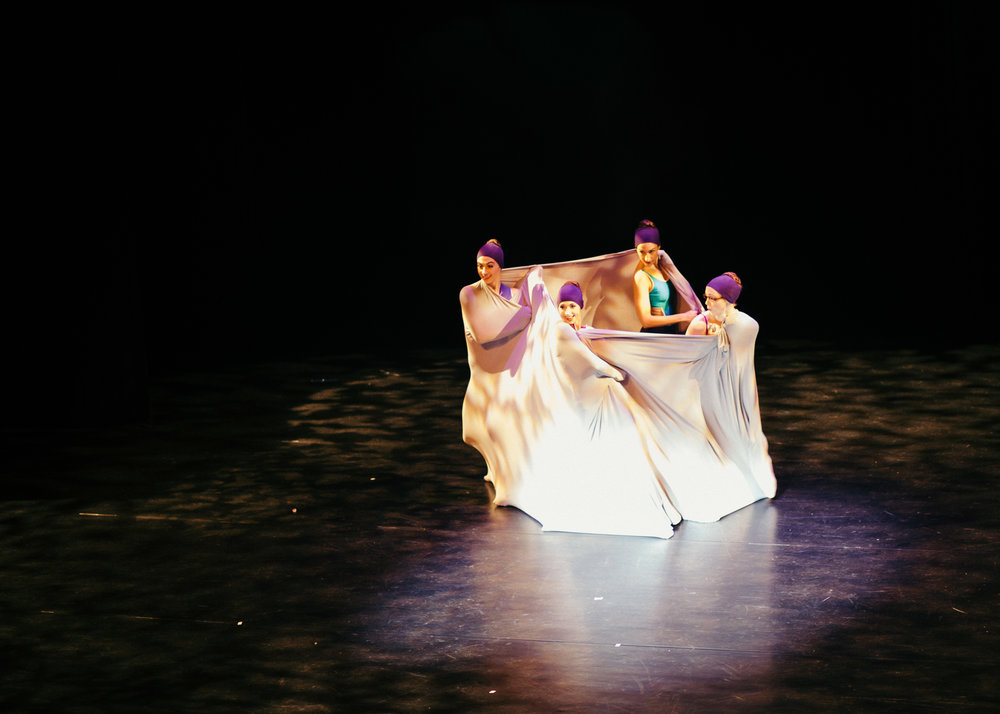 "Misako Ballet Company presented ""Reflections on Nature""   PHOTO FROM ""hOW WE pLAY"", A PIECE CHOREOGRAPHED BY EVA ANDERSON, THE PERFORMANCE WAS DEDICATED TO HER IN REMEMBERANCE."