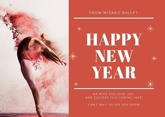 wishing you all of life's joy & happiness in 2019 • • • • • • • • • • • • • • • • • #columbiamd #maryland #marylandarts #balletdance #balletdancer #batimore #newyear #2019