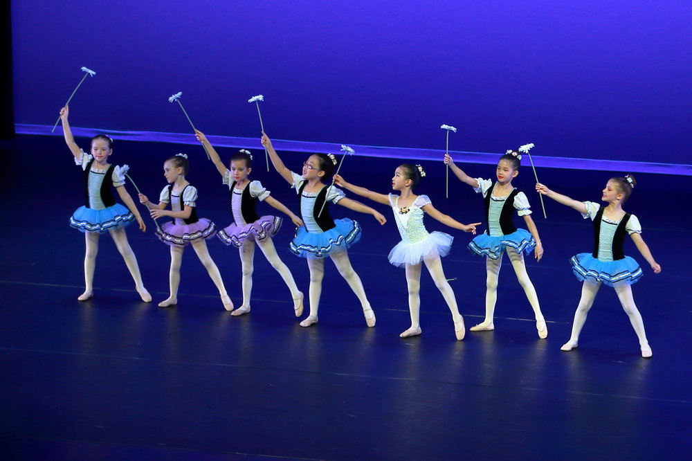 Ballet Lower division