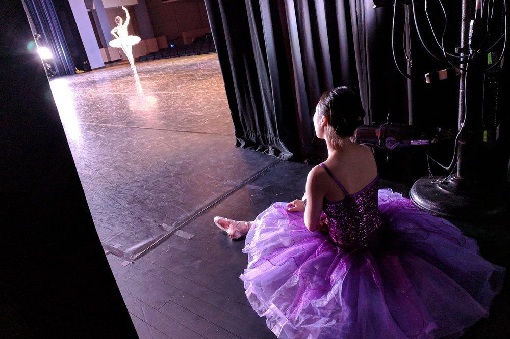 Ballet upper division