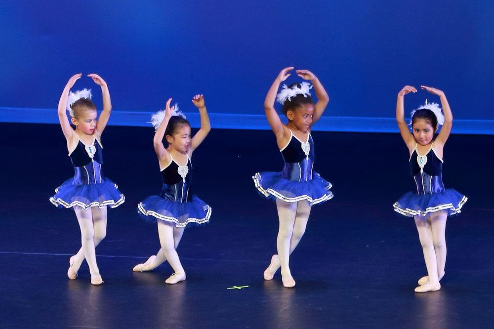Princess Ballet Class