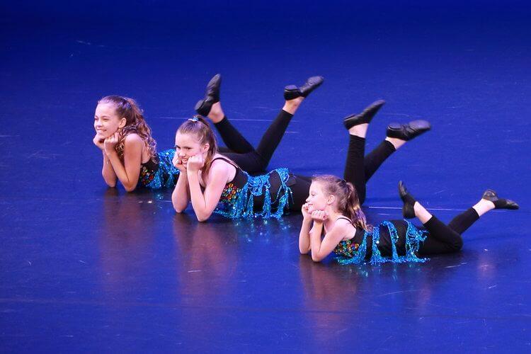 Children's Jazz Dance Performance