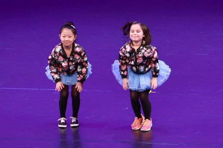 Girls Hip Hop Performance