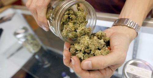 Medical and Recreational marijuana is legal in california