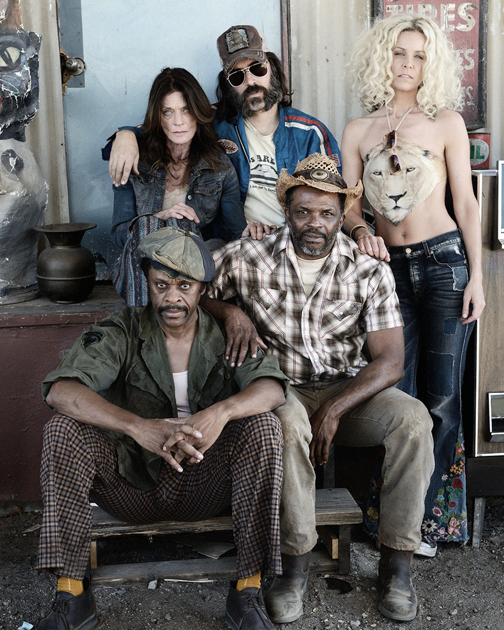 Rob Zombie's 31 with Meg Foster, Sheri Moon Zombie, Kevin Jackson and Lawrence-Hilton Jacobs.