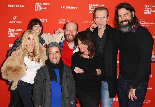 Rob Zombie's 31 cast @ Sundance Film Festival