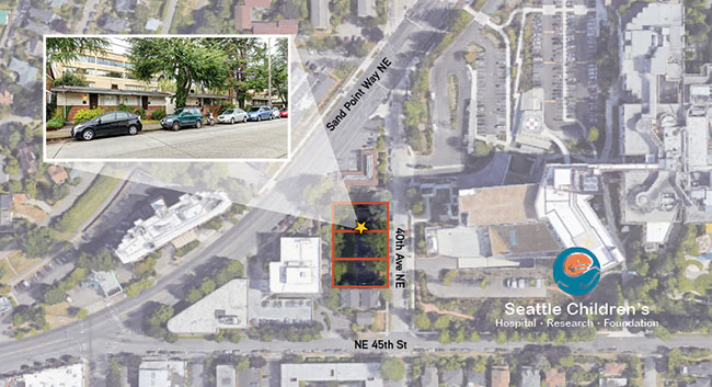 Gema Mae Apartments4511-4603 40th Ave NE $4,500,000  - Laurelhurst | 12 Units
