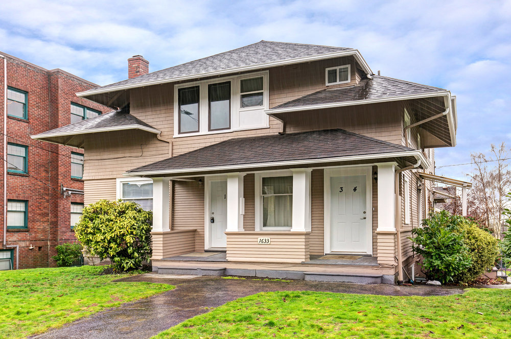 1633 10TH AVE W $1,625,000 - Queen Anne | 6 Units