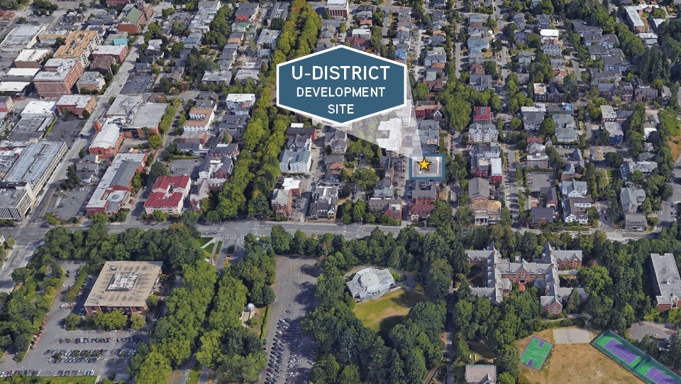4525 19th Ave NE $3,250,000 - U-District | 60 Proposed Units