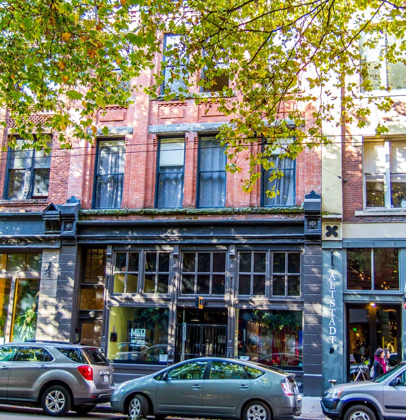 211 1ST AVE S$3,050,000 - Pioneer Square | Mixed-Use