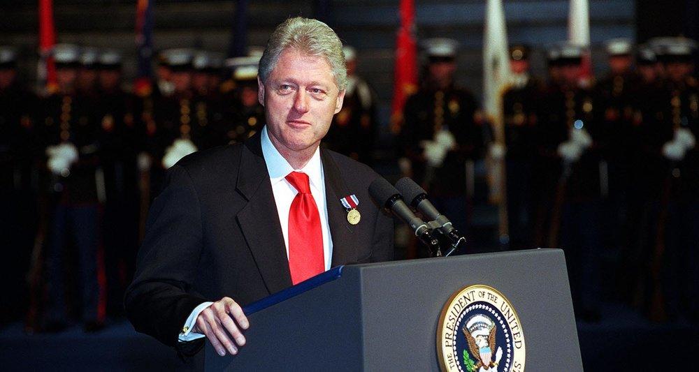 克林顿基金会之克林顿总统见面会