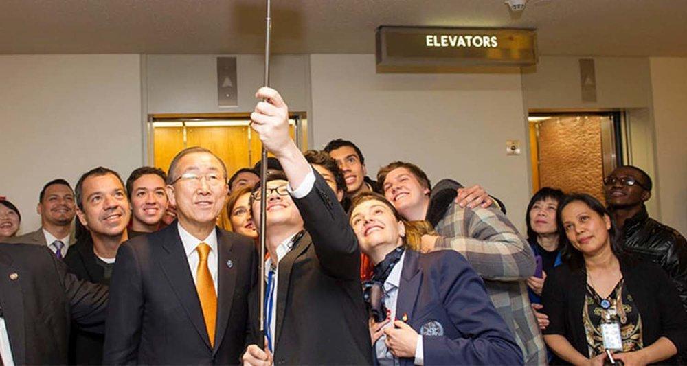 联合国总部主题活动承办