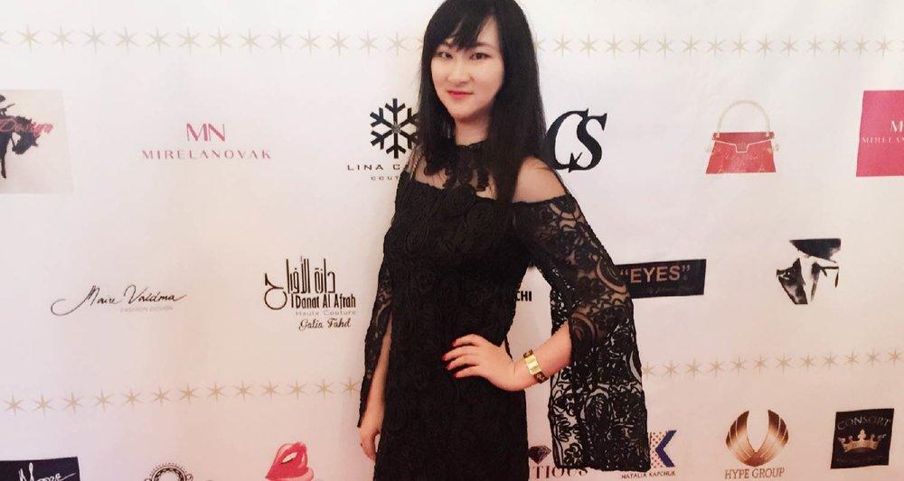 AmeriChina创始人于戛纳电影节开幕式