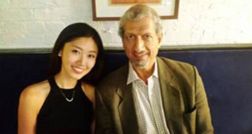 AmeriChina Marketing Director Jenny Zheng 女士与嘉宾在中美时代论坛现场