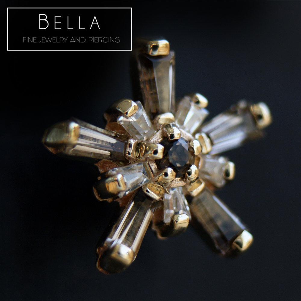 #avljewelry, #asheville, #ashevillejewelry, #ashevillepiercing, #ashevillepiercingstudio, #bodyjewelry, #goldjewelry #appmember #safepiercing