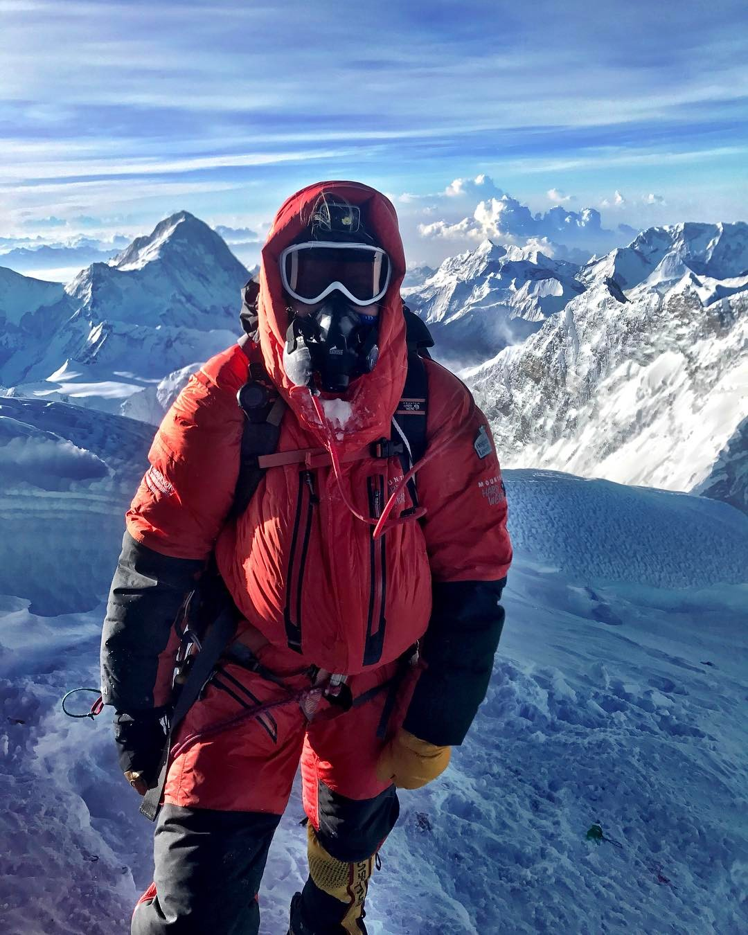 May 23 - Everest Summit Success — Mountain Girl Power
