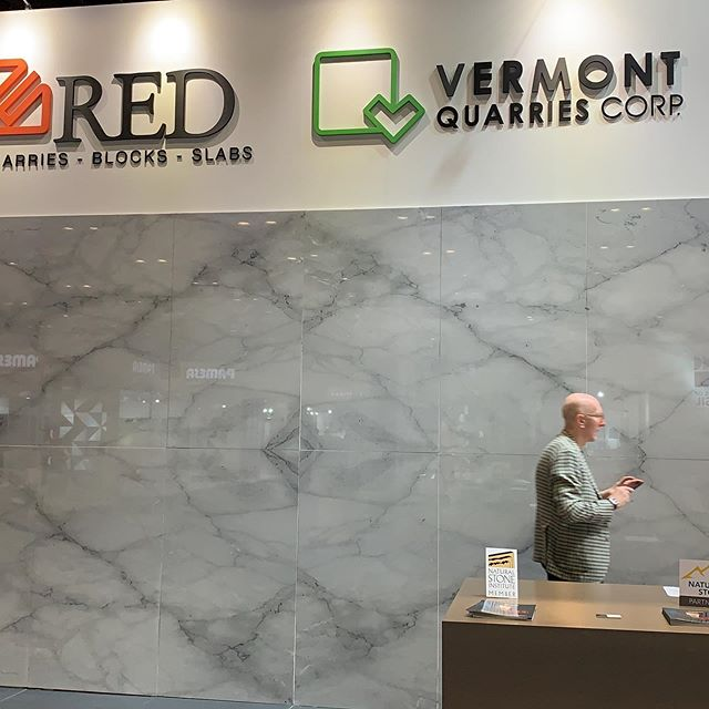 Lincoln Silver at Coverings 2019