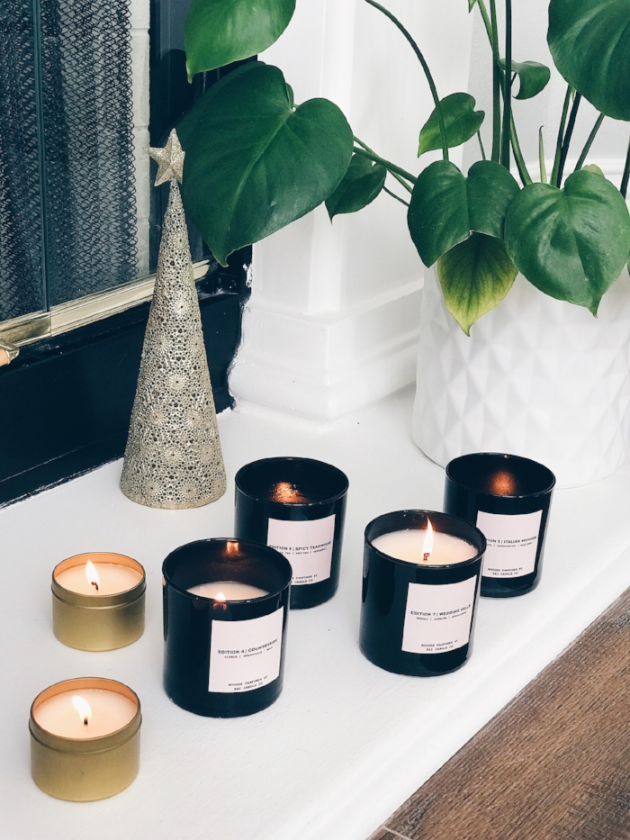 SCENTED GOODS FOR MODERN LIVING - Inspired by nature and memories, its made with 100% coconut wax and beeswax!