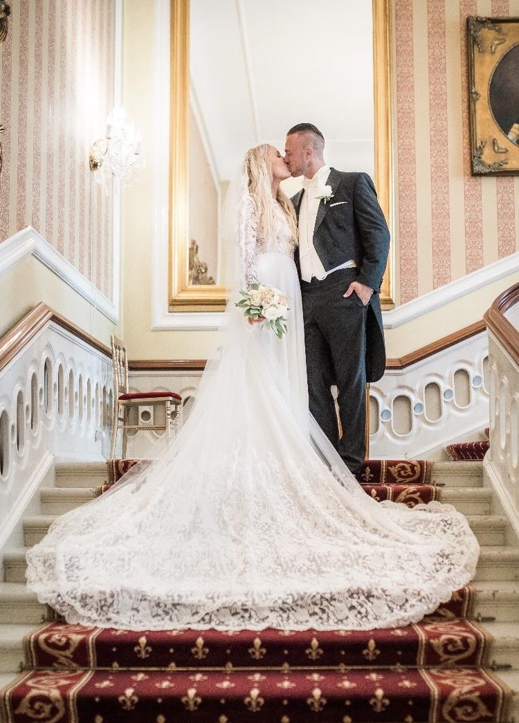 Fotograf /  Morten & Louise  // Bryllupsreportage kan findes på  bryllupsklar.dk