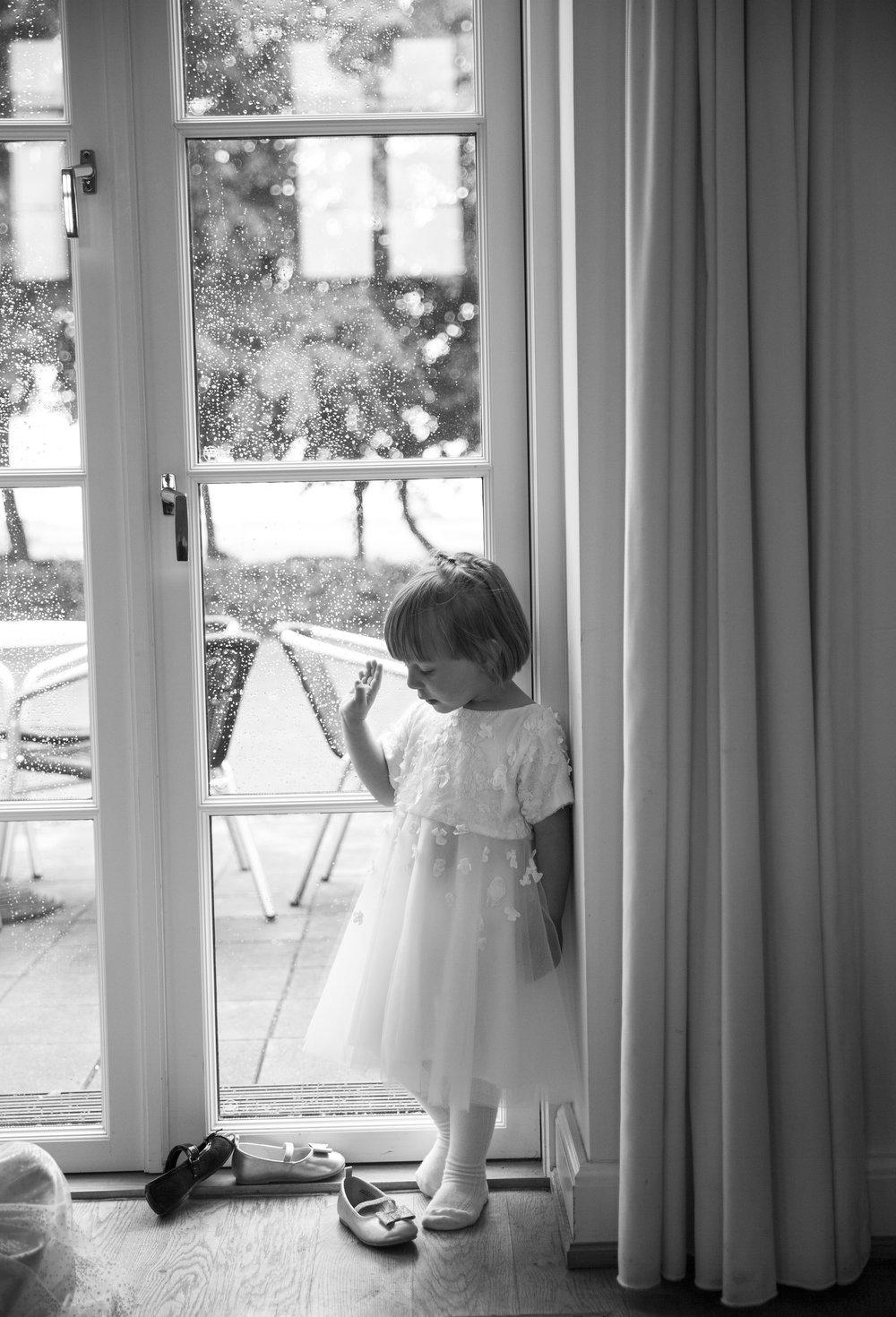 Brudepige kjole