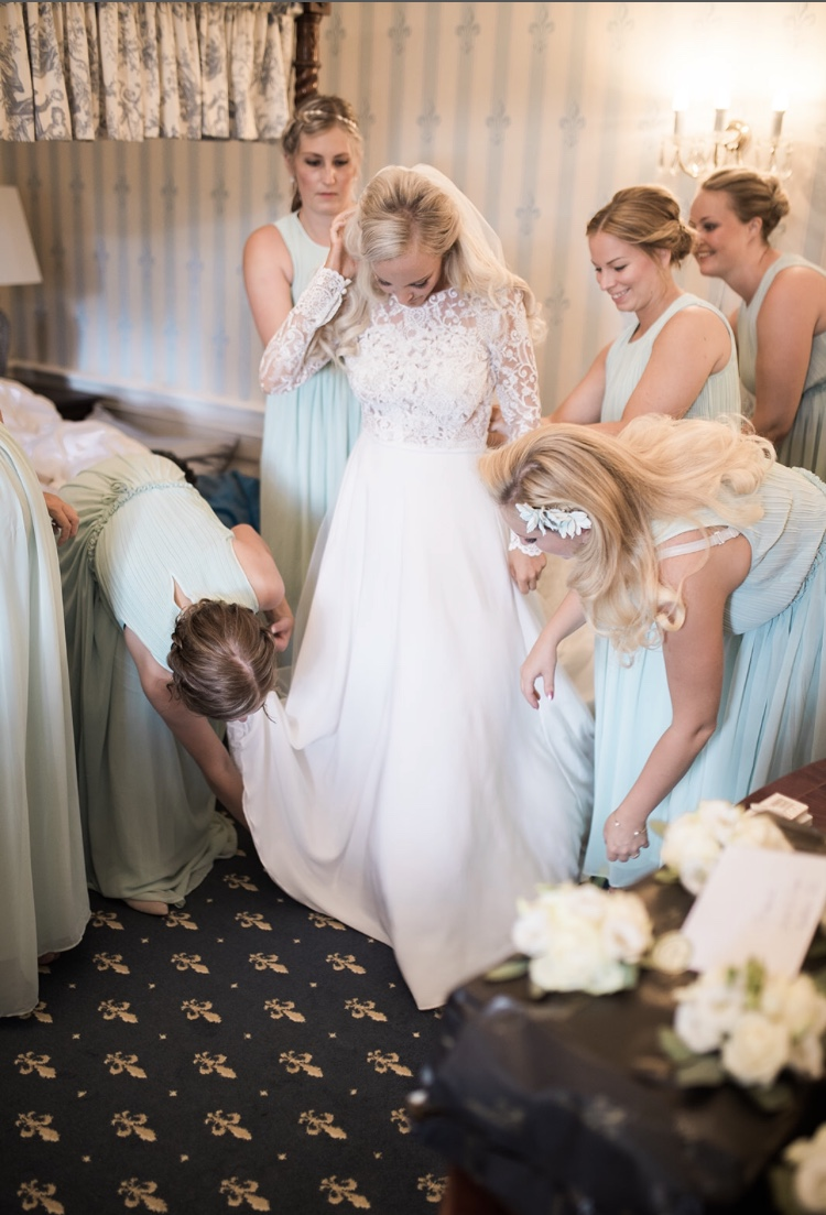 Fotograf / Martin & Louise // Bryllupsreportage på  Bryllupsklar.dk