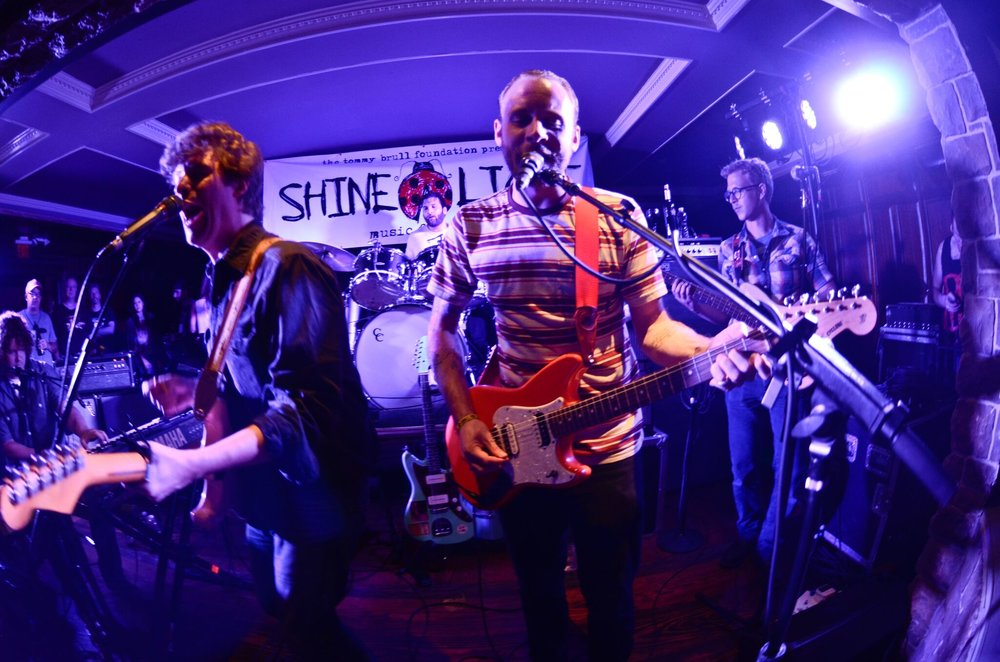 DEER TICK / THE MIDNIGHT SNACKS /  MATT BARTHEL  6-13-13 Cannon's Blackthorn, Rockville Centre NY