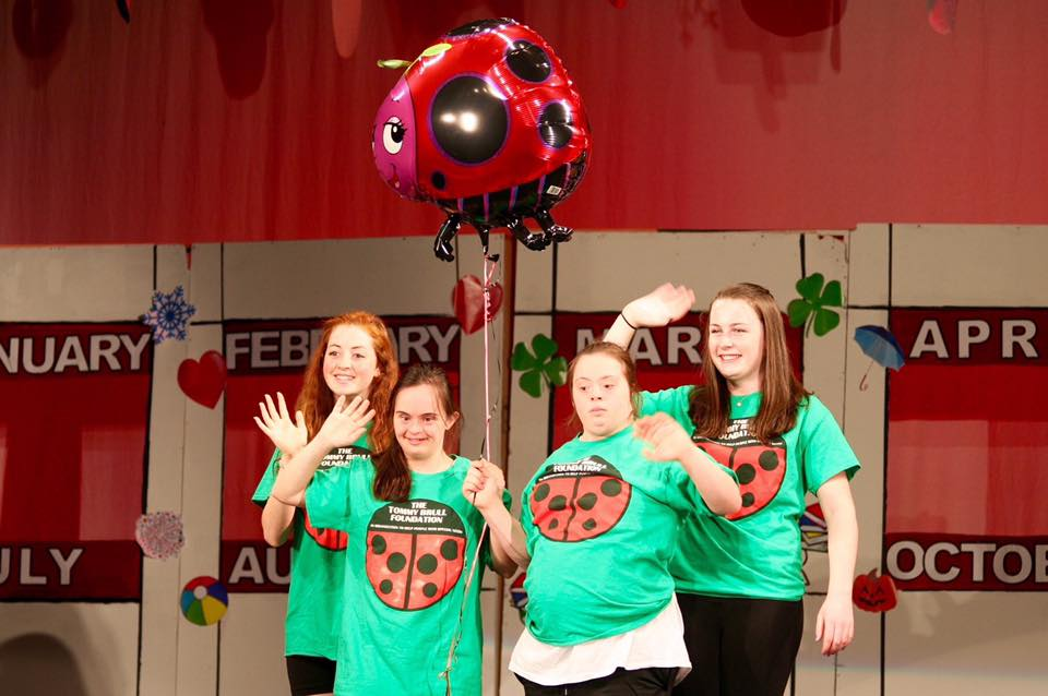 Centre Stage South Side High School RVC     Each year the Tommy Brull Foundation donates funds to this incredible production that will make you smile and cry at the same time. This inclusive play teams typical students with actors and actresses with special needs.  Ellen White and her team do an amazing job of building confidence and friendship for all students involved.
