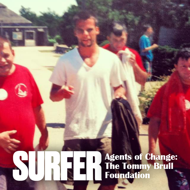 Surfer Magazine.com article on The Tommy Brull Foundation     Click to read