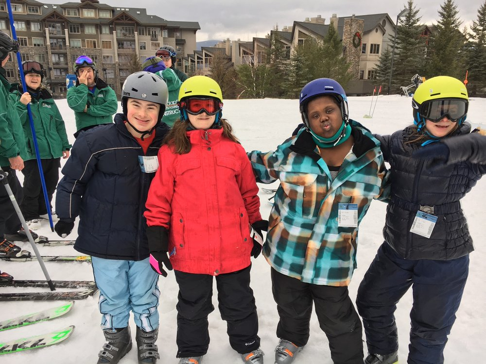 Adaptive Ski Trip-  The Tommy Brull Foundation funded an adaptive ski trip for the Southside High School Special Education Core Program at Windham Mountain.