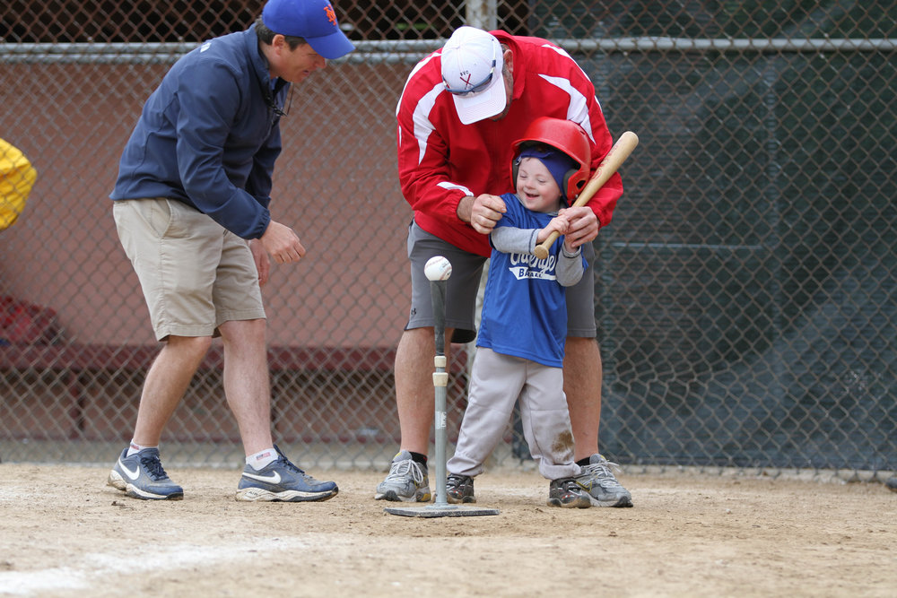 Challenger Baseball League  - A donation was made to help fund this wonderful Rockville Centre Little League program that teams up special needs children with typical children in order to experience baseball.