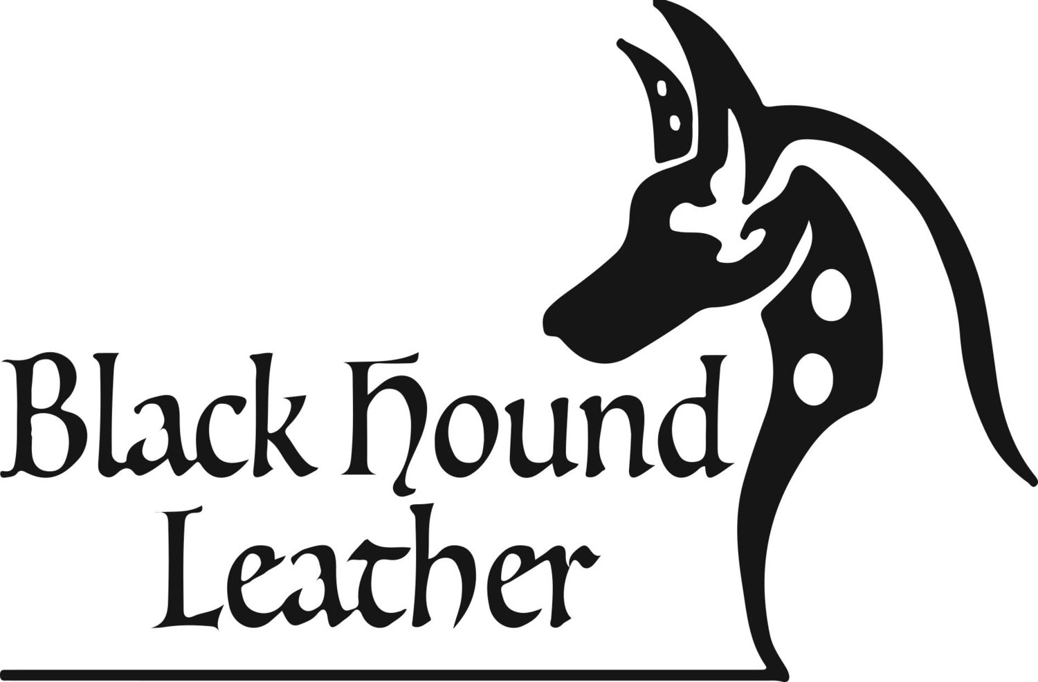 Black Hound Leather