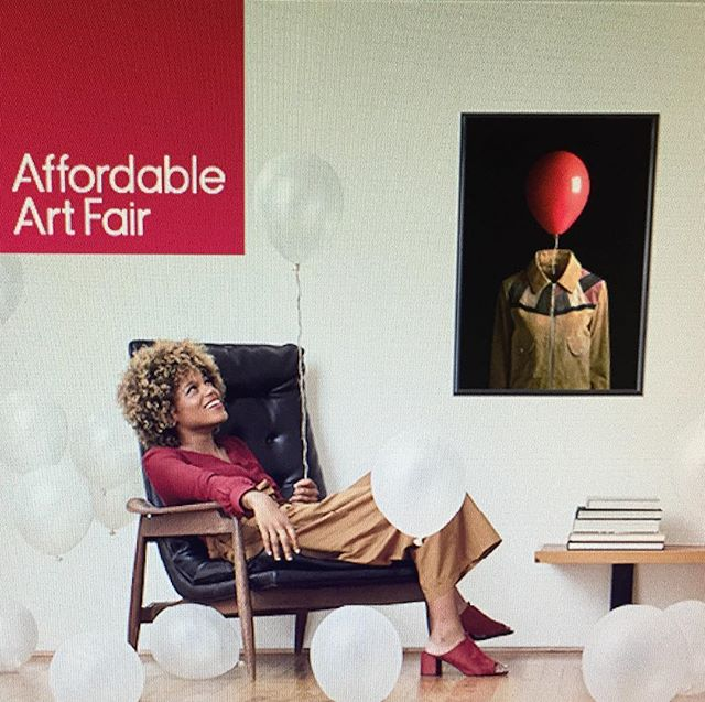 We absolutely ❤️ @affordableartfairnyc. Go see why with this special unlimited $10 admission tickets http://bit.ly/2vUuOal #nycartscene #artcollector