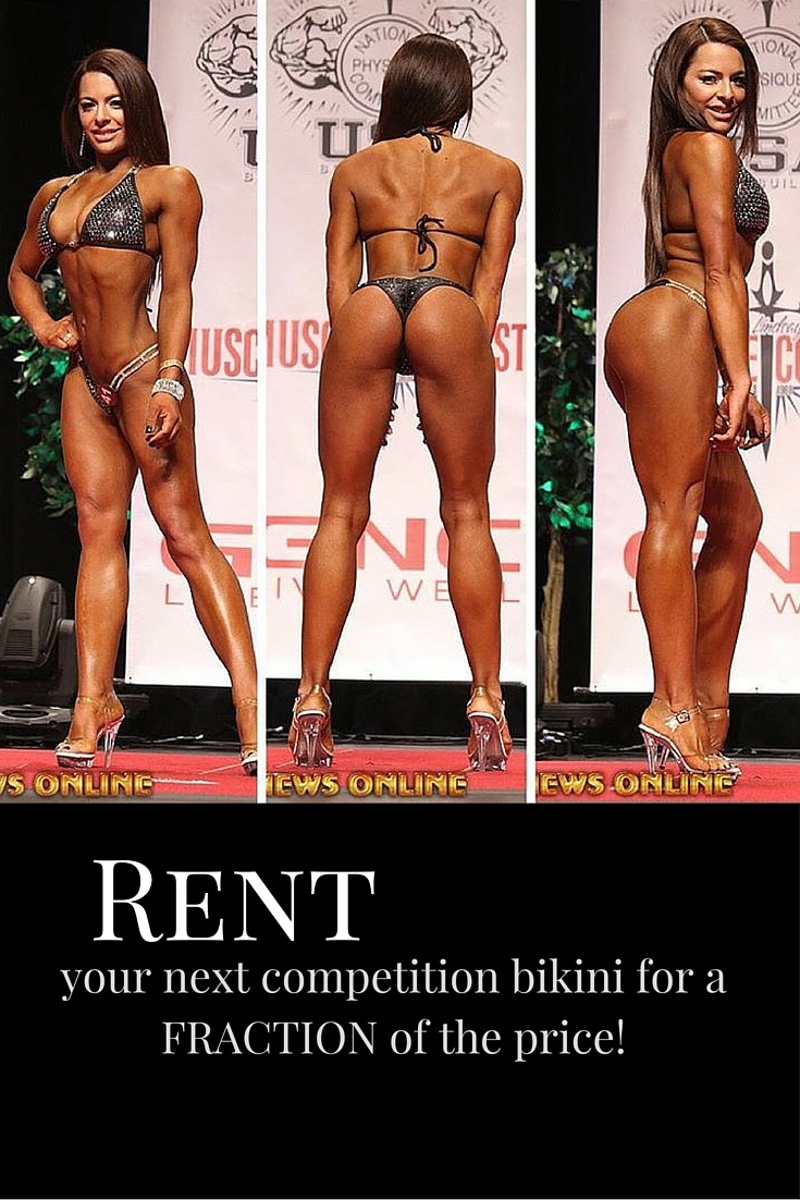 Rent Competition Bikinis
