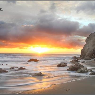 Malibu, California - Beaches that will make your heart melt.