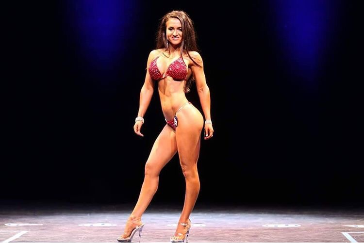 Stepping on Stage - as an AmandaLouise Athlete is something to be proud of.