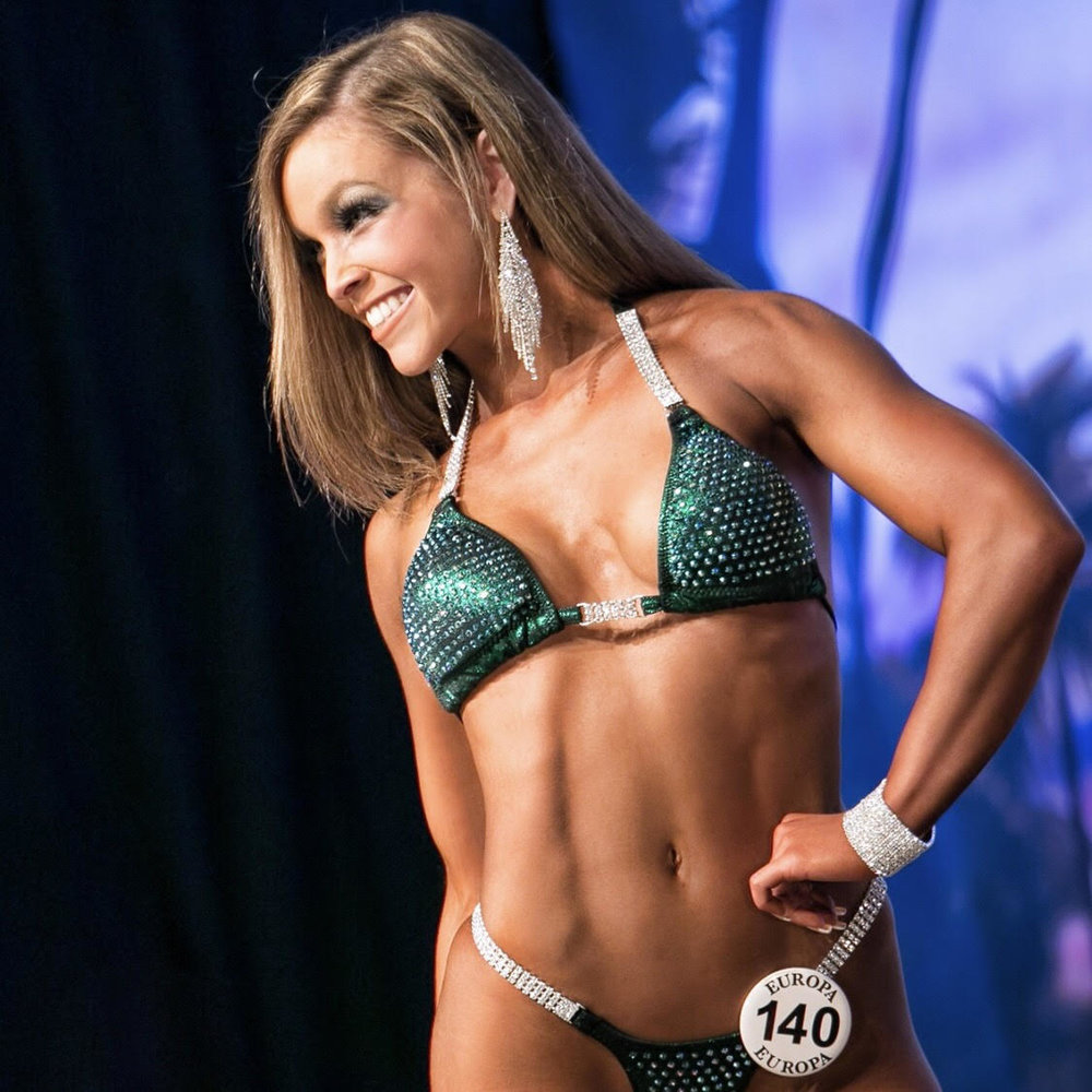 Lindsey Mae - 'I'm not a hot bag of potato chips when I go into the gym.'