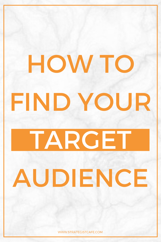 How to Find Your Target Audience
