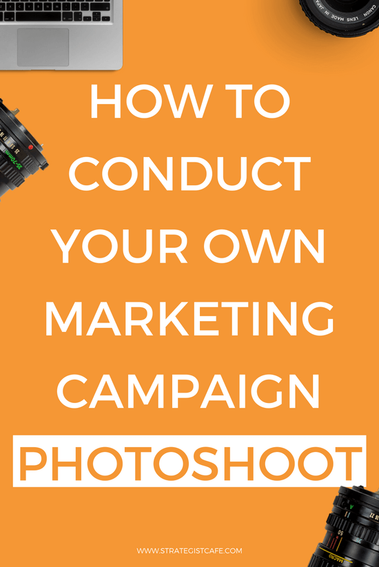 How to Conduct Your Own Marketing Campaign Photoshoot