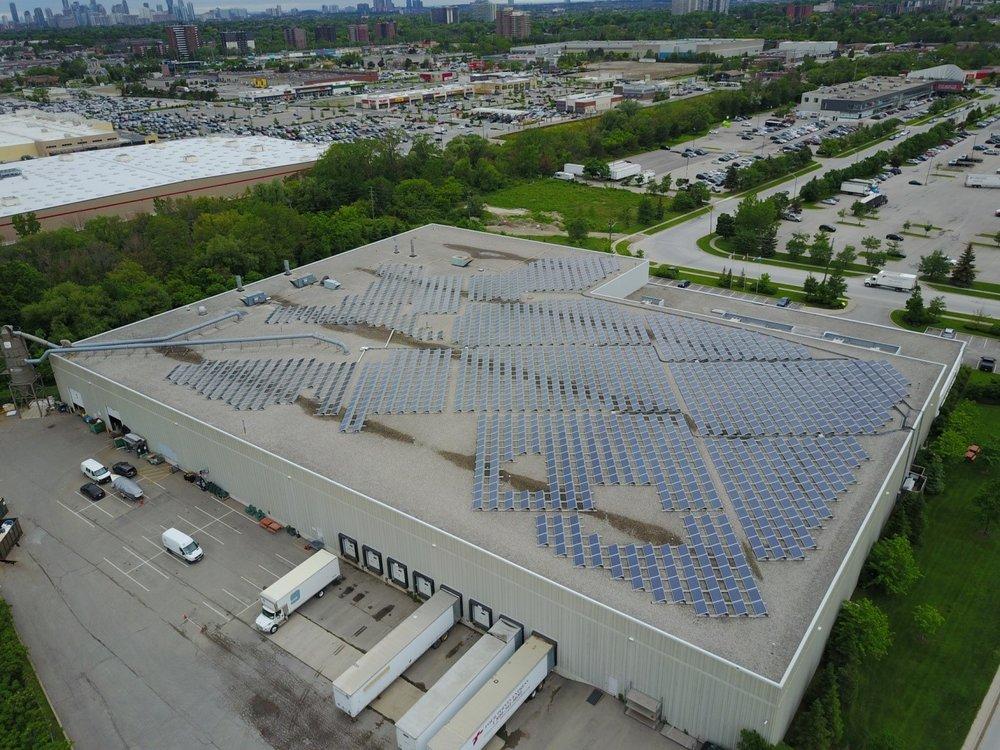 Client: Moose Power    System size: 500kw AC, Fronius Symo, KB Racking Aerorack    Construction time: 6 weeks