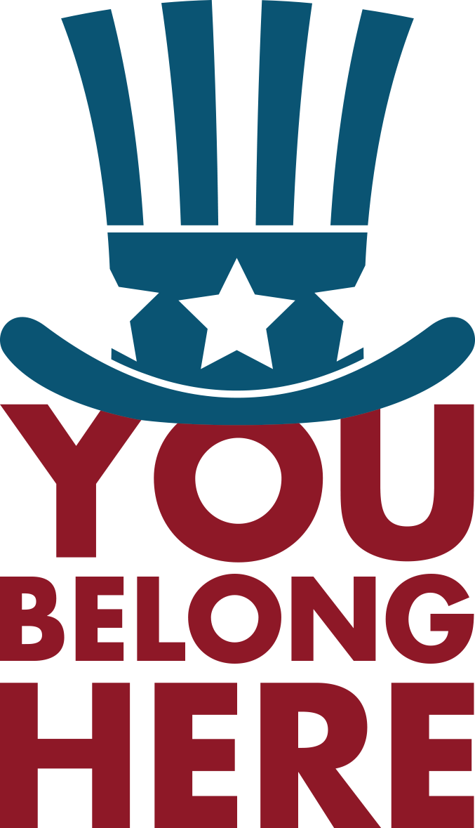 'You Belong Here' Posters